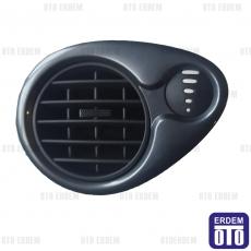 Clio 3 Kalorifer Izgarası Sağ Komple Orjinal 7701061207