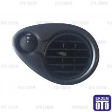 Clio 3 Kalorifer Izgarası Sol Komple Orjinal 7701061206