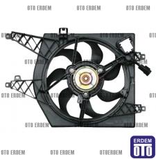Clio 3 Klimalı Fan Motoru Komple Kale 7701068310