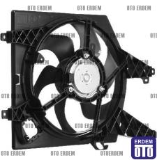 Clio 3 Klimalı Fan Motoru Komple Kale 7701068310 - 2