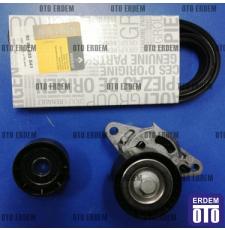 Clio I Clio II Aksesuar Kayış Kiti V Kayış Seti 1.6 16 Valf 7701477517 - Orjinal