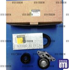 Clio I Clio II Aksesuar Kayış Kiti V Kayış Seti 1.6 16 Valf 7701477517 - Orjinal - 3