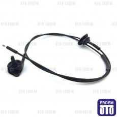 Clio Motor Kaput İçten Açma Teli 8200235412
