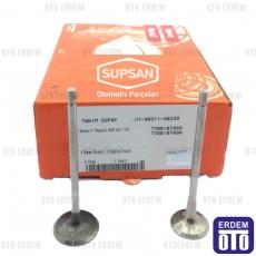 Clio Motor Subap Takımı K4M-K4J Supsan 7701471378