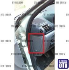 Clio Torpido Sigorta Kutu Kapağı Gri 7700431696 - 4