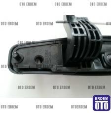 Dacia Duster Dış Kapı Kolu Sol 8200733836 - 2