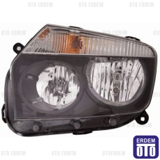 Dacia Duster Far Lambası Sol Depo 260609877R