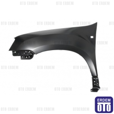 Dacia Duster Ön Çamurluk Sol 631012718RT