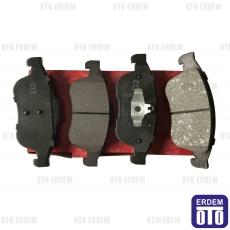 Dacia Duster Ön Fren Balata Takımı DJ Parts 410607115R
