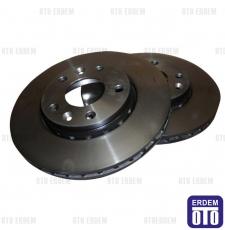 Dacia Duster Ön Fren Disk Takımı (Magnetti Marelli) 402060010R