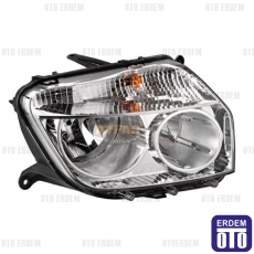 Dacia Duster Sağ Far (Motorsuz) 260100067RA