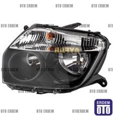 Dacia Duster Sol Far Siyah Çerçeveli (Motorsuz) 260609877RA