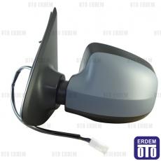 Dacia Logan 2 Dış Ayna Sağ (Elektrikli - Astarlı - Sensörlü - 7Pin) 963011787R