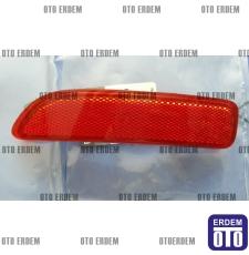 Dacia Logan Arka Tampon Reflektörü Sol 8200751779