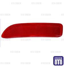 Dacia Logan Arka Tampon Reflektörü Sol 8200763753
