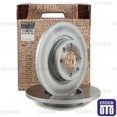 Dacia Logan Fren Disk Takımı Düz Mais 402065345R