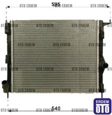 Dacia Logan Motor Su Radyatörü  8200735038