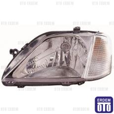 Dacia Logan Sağ Far 6001546789