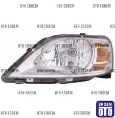 Dacia Logan Sağ Far Faz2 8200744754T