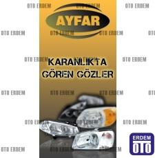 Dacia Logan Sol Far 6001546788 - 2
