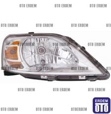 Dacia Logan Sol Far Faz2 8200744753T