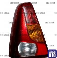 Dacia Logan Sol Stop Lambası Beyaz Reflektörlü 6001546794