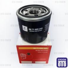 Dacia Logan Yağ Filtresi D4F 8671095245 - Motrio