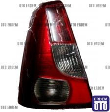 Dacia Logan YM Beyaz Reflektörlü Sol Stop Lambası 6001549148