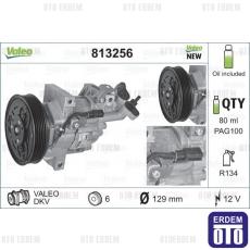 Dacia Sandero 2 Klima Kompresörü Valeo 926009154R
