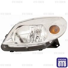 Dacia Sandero Far Lambası Sol Depo 8200733878