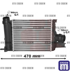 Dacia Sandero Turbo Radyatörü  144965154R