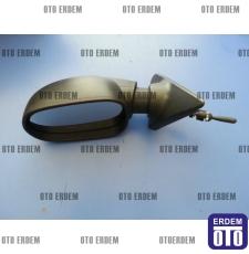 Dacia Solenza Dış Dikiz Aynası Sol 6001546061 - 2