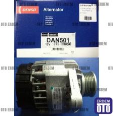 Doblo Alternatrör Şarj Dinamosu 1900 Dizel Motor 51859053 - Denso - 2