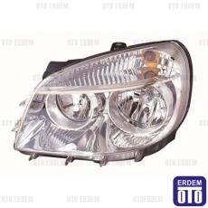 Doblo Far Lambası Sağ (Motorlu) Depo 51755054