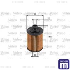 Doblo Yağ Filtresi 1.3Mjet Valeo 55197218