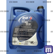 Elf Evolution 900 SXR Motor Yağı 5W-30 (4 Litre)  - 4