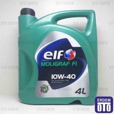 Elf Moligraf F1 Motor Yağı 10W-40 (4 Litre)