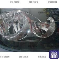 Far Clio 2 Symbol Hatchback Sağ Orjinal Mais Siyah 7701054063 - Mais - 2