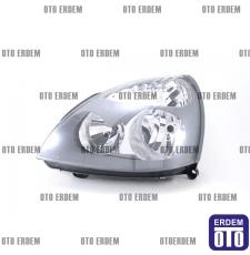 Far Clio 2 Symbol Hatchback Sol İthal Gri 7701057654 - İthal