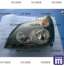 Far Clio 2 Symbol Hatchback Sol Orjinal Mais Siyah 7701054058 - Mais
