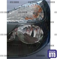 Far Clio 2 Symbol Hatchback Sol Orjinal Mais Siyah 7701054058 - Mais - 2