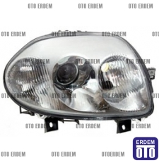 Far Clio BBO Hatchback Sol Çift Optik 7701045174 - TYC