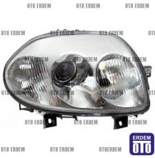 Far Clio BBO Hatchback Sol Çift Optik 7701045174 - TYC