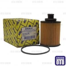 Fiat 1.3 Mjet Opar Yağ Filtresi (ufi tipi) 55197218E
