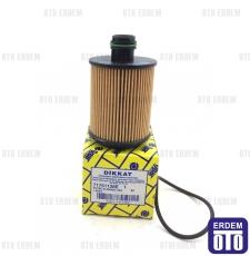 Fiat 500 Yağ Filtresi 1.3Mjet Opar 71751128E