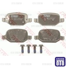 Fiat 500L Arka Fren Balatası TRW 77366457