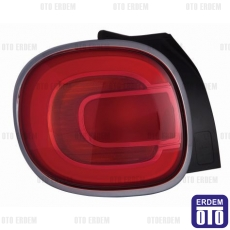 Fiat 500L Sağ Stop Lambası (Duysuz) Depo 51883571