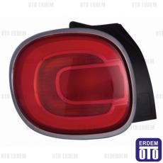 Fiat 500L Sol Stop Lambası (Duysuz) 51883572