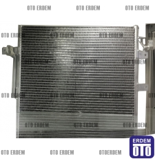 Fiat Albea Klima Peteği Radyatörü  51722816
