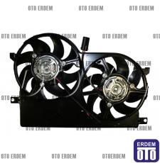 Fiat Albea Klimalı Fan Motoru 51718772